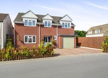 Thumbnail 4 bed detached house for sale in Blunsdon Road, Haydon Wick, Swindon, Wiltshire
