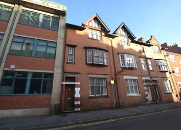 Thumbnail Studio to rent in Regent Road, Leicester