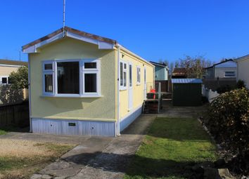 Thumbnail 1 bed mobile/park home for sale in Centre Drive, Summer Lane Park Homes, Banwell