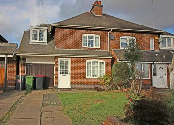 Thumbnail 3 bed semi-detached house for sale in Cliff Hall Lane, Cliff, Kingsbury, Warwickshire