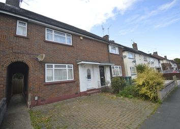 Thumbnail 3 bed terraced house for sale in Rushton Avenue, Watford