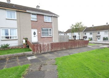 Thumbnail 3 bed end terrace house for sale in Tobergill Gardens, Antrim