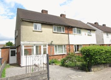 Thumbnail 3 bedroom semi-detached house for sale in Heol Trelai, Ely, Cardiff