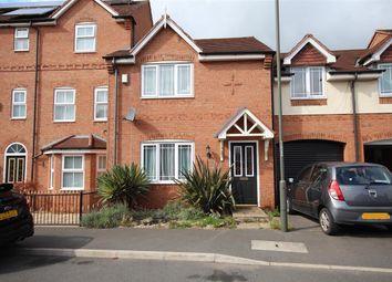 Thumbnail 4 bed town house for sale in Redbridge Close, Ilkeston