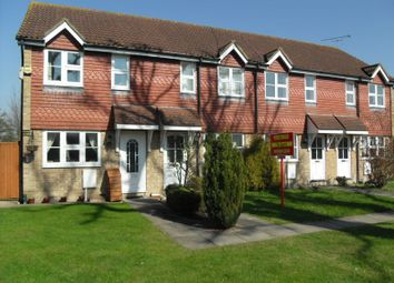 Thumbnail 2 bed terraced house to rent in Ontario Close, Smallfield, Horley