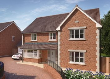 Thumbnail 5 bed detached house for sale in Red Gables, Hilperton Road, Trowbridge