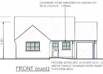 New Bungalow, Rear Of 2 Tennyson Avenue, Sleaford NG34