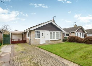 Thumbnail 3 bed detached bungalow for sale in Huntsmans Lane, Stamford Bridge, York, North Yorkshire