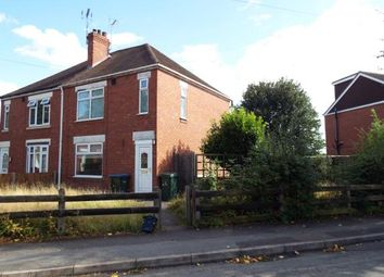 Thumbnail 3 bed semi-detached house for sale in Murray Road, Radford, Coventry