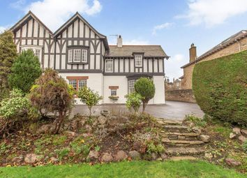 Thumbnail 9 bedroom semi-detached house for sale in Tudorbank Lodge, 18 St John's Road, Corstorphine