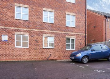 Thumbnail 2 bed flat for sale in Thompson Court, Chilwell