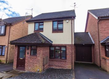 Thumbnail 3 bedroom link-detached house for sale in Worrall Way, Reading