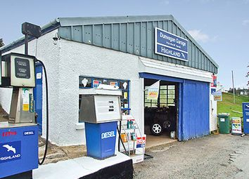 Thumbnail Retail premises for sale in Dunvegan Garage, Dunvgan Road, Dunvegan