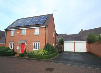 Thumbnail 4 bedroom detached house for sale in Masefield Place, Earl Shilton, Leicester