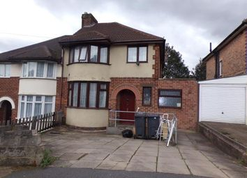 3 bed semi-detached house for sale in Emery Close, Erdington, Birmingham, West Midlands B23
