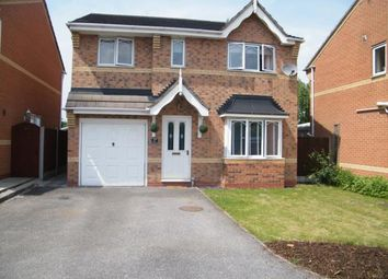 Thumbnail 4 bed detached house for sale in The Fairways, Winsford, Cheshire, England