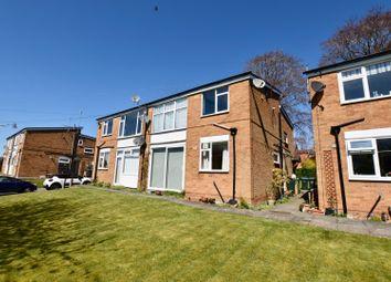 Thumbnail 2 bed maisonette for sale in Park Court, Allesley, Coventry