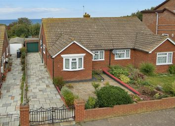 Thumbnail 2 bed semi-detached bungalow for sale in Manor Road, Herne Bay, Kent