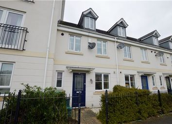 Thumbnail 3 bed terraced house for sale in Pintail Close, Cheltenham, Gloucestershire