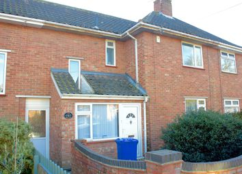 Thumbnail 5 bed end terrace house to rent in Parmenter Road, Norwich, Norfolk