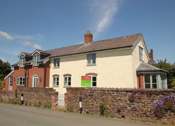 Thumbnail 3 bed detached house for sale in Middleton Road, Oswestry