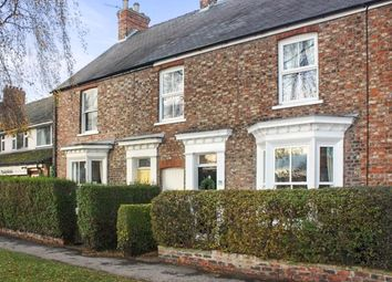 Thumbnail 3 bedroom terraced house for sale in The Village, Haxby, York
