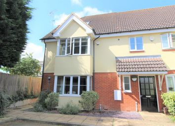 Thumbnail 5 bed end terrace house for sale in Carling Place, Hitchin