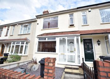 Thumbnail 3 bed terraced house for sale in Hengrove Avenue, Bristol