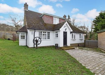 Thumbnail 3 bed detached bungalow for sale in Uckfield Lane, Hever, Edenbridge