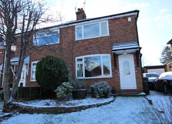 Thumbnail 2 bed semi-detached house to rent in Garthland Road, Stockport