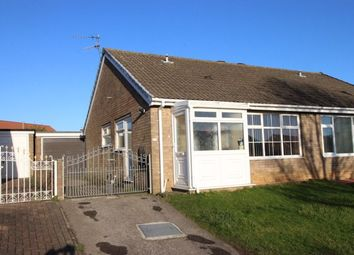 Thumbnail Semi-detached bungalow to rent in Overdale, Eastfield, Scarborough