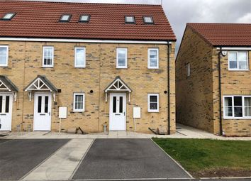 Thumbnail 3 bed end terrace house for sale in Blackthorn Close, Selby