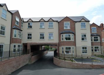 Thumbnail 1 bed flat for sale in Copthorne Road, Shrewsbury