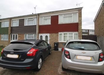 Thumbnail 3 bed end terrace house for sale in Sycamore Way, Clacton-On-Sea