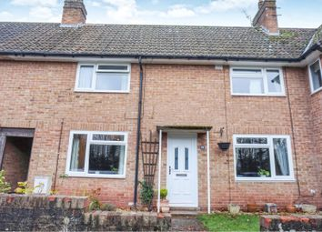 Thumbnail 3 bed terraced house for sale in Darby Way, Bishops Lydeard, Taunton