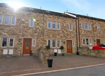 Thumbnail 4 bed terraced house for sale in Lodge Court, Cullingworth, Bradford, West Yorkshire