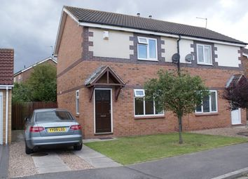 Thumbnail 2 bed semi-detached house to rent in Consort Court, Pilots Way, Victoria Dock, Hull, North Humberside