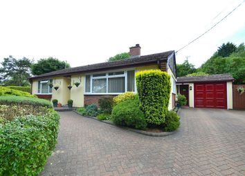 Thumbnail 3 bed detached bungalow for sale in High Street, Graveley, St Neots, Cambridgeshire