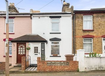 Thumbnail 3 bedroom terraced house for sale in Frederick Road, Gillingham
