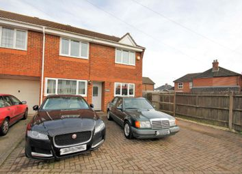 4 bed semi-detached house for sale in Northmore Road, Locks Heath, Southampton SO31