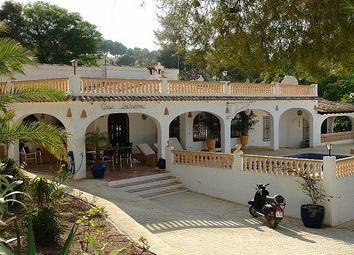 Thumbnail 2 bed villa for sale in Moraira, Valencia, Spain