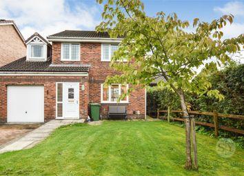 Thumbnail 4 bed detached house for sale in Meadowhead Drive, Rishton, Blackburn, Lancashire
