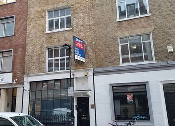 Thumbnail Office to let in St Cross Street, London