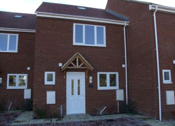 Thumbnail 3 bed terraced house to rent in White Horse Business Park, Ware Road, Stanford In The Vale, Faringdon