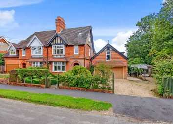 4 bed semi-detached house for sale in Bridge Road, Cranleigh GU6