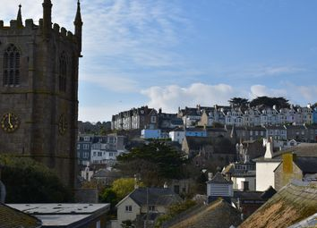 Thumbnail 3 bed flat for sale in Fore Street, St. Ives