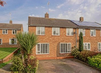 Thumbnail 3 bedroom semi-detached house for sale in Stuart Road, Welwyn