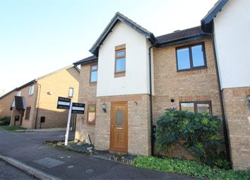 Thumbnail 3 bedroom end terrace house to rent in Groombridge, Kents Hill, Milton Keynes