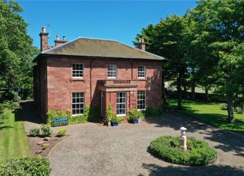 Thumbnail 5 bed detached house for sale in West Seaton House, Arbroath, Angus