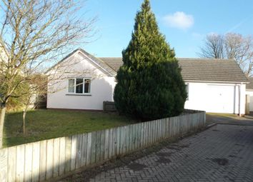 Thumbnail 3 bed detached bungalow for sale in Trelinnoe Gardens, South Petherwin, Launceston